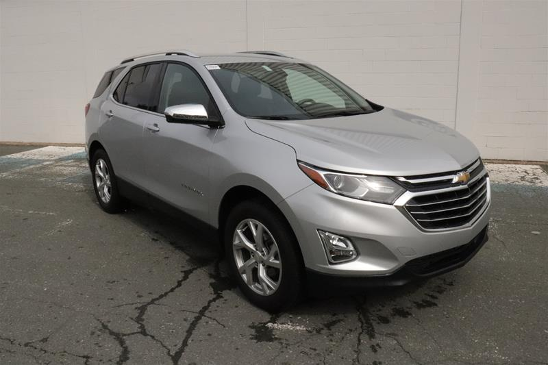 Certified Pre-Owned 2020 Chevrolet Equinox Premier All Wheel Drive SUV