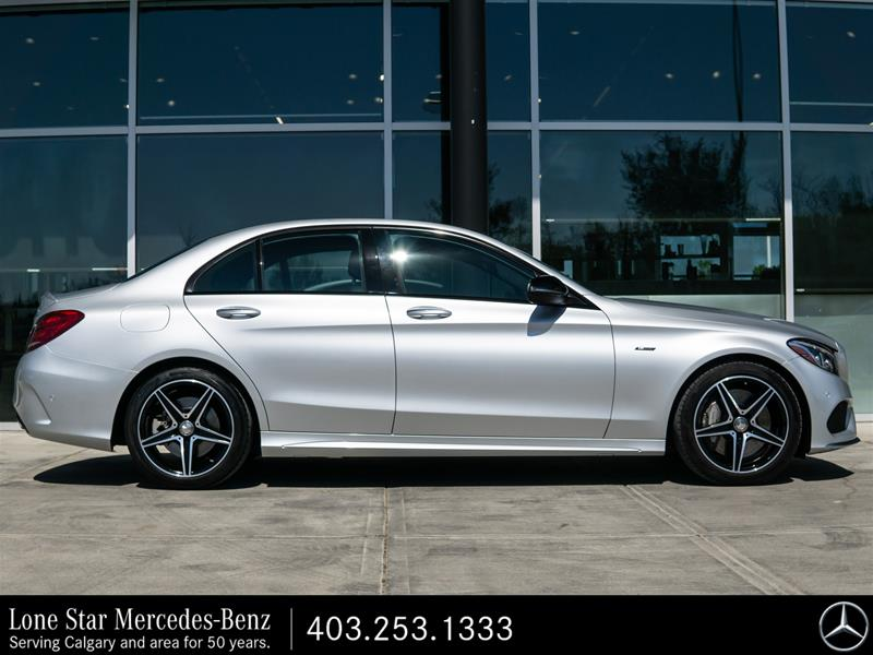 Certified Pre-Owned 2016 Mercedes-Benz C450 AMG 4MATIC Sedan