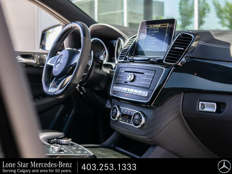 Certified Pre-Owned 2018 Mercedes-Benz GLE63 AMG S 4M Coupe