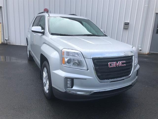 Certified Pre-Owned 2016 GMC Terrain SLE Front Wheel Drive SUV