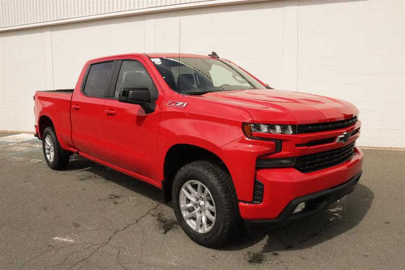 New 2020 Chevrolet Silverado 1500 Pick up
