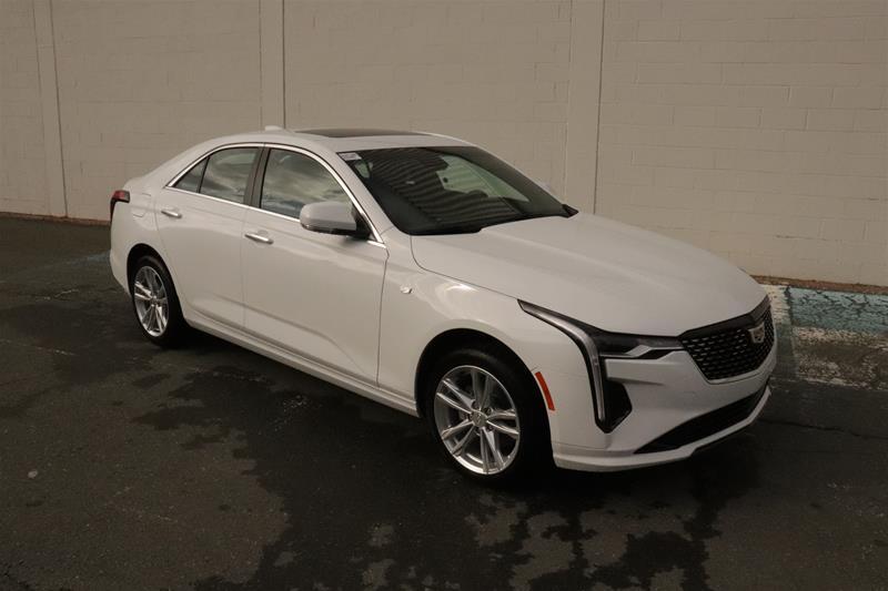 2020 Cadillac CT4 AWD Luxury