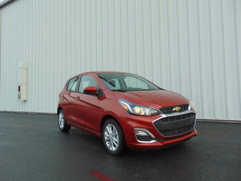 New 2021 Chevrolet Spark 1LT Front Wheel Drive 5-Door Hatchback
