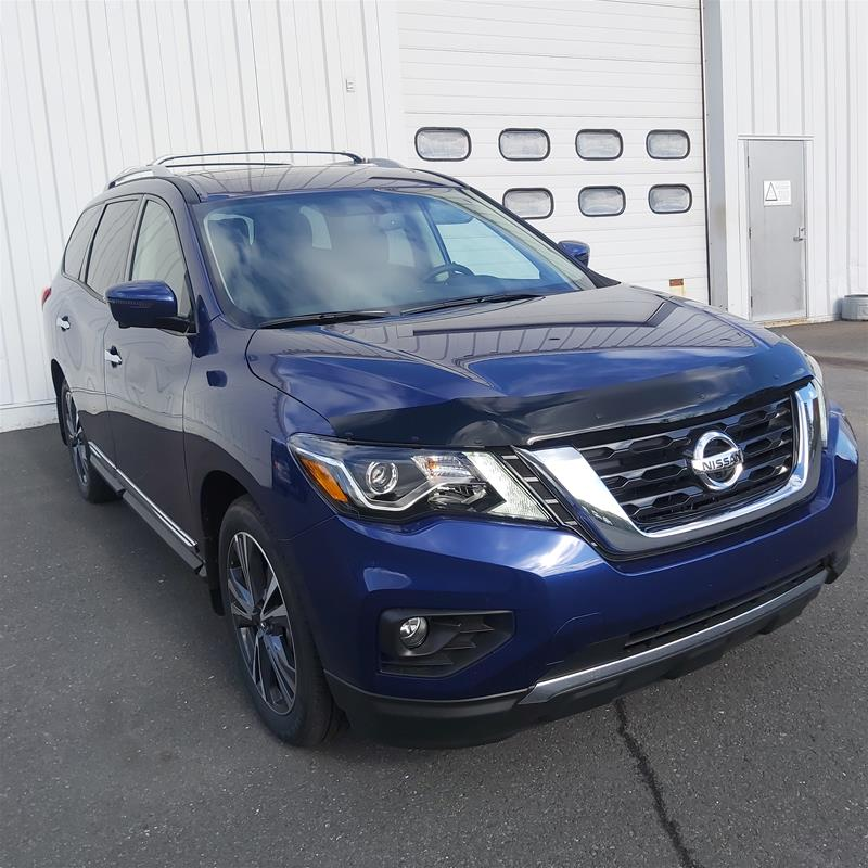 2020 Nissan Pathfinder Platinum V6 4x4 at