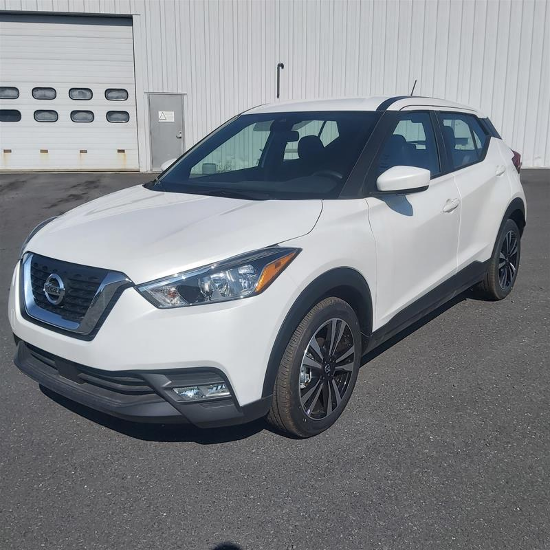 2020 Nissan Kicks SV CVT