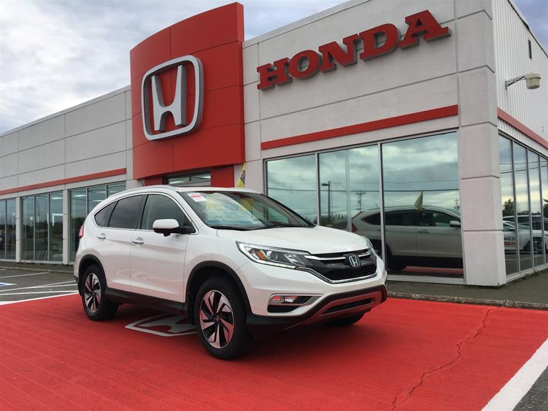 Pre-Owned 2016 Honda CR-V Touring All Wheel Drive Crossover