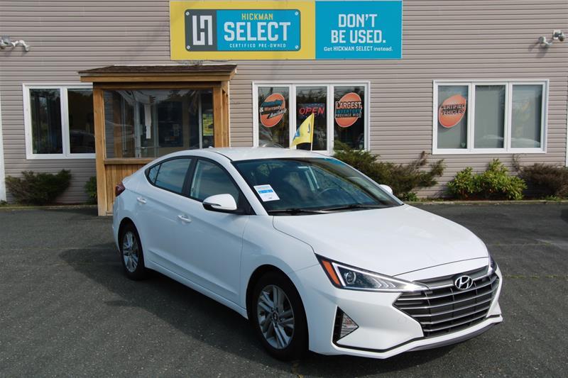 2019 Hyundai Elantra Sedan Preferred