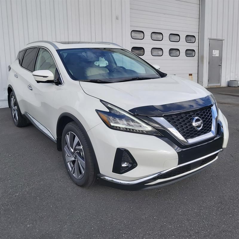 2020 Nissan Murano SL AWD CVT (2)