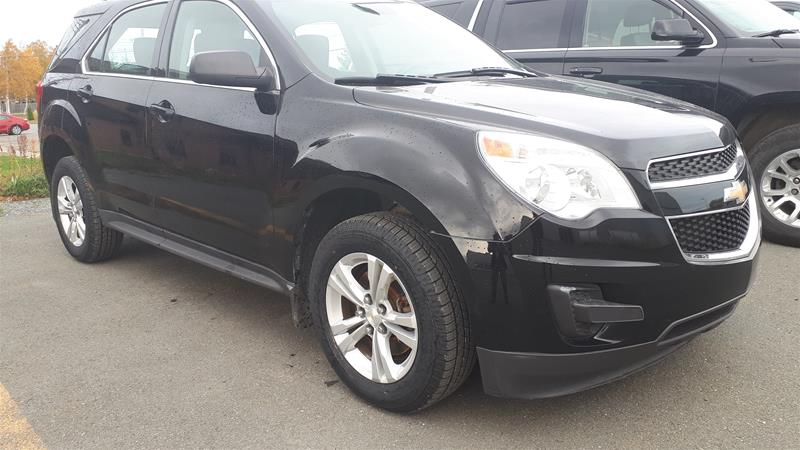 Pre-Owned 2015 Chevrolet Equinox LS All Wheel Drive SUV