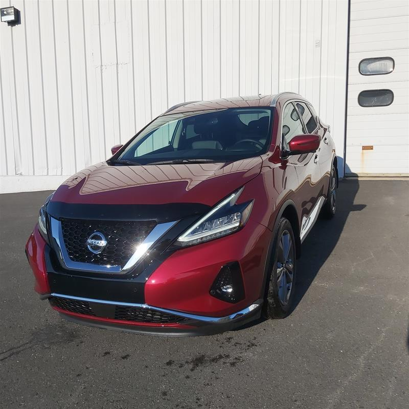 New 2020 Nissan Murano Platinum AWD CVT (2) All Wheel Drive SUV