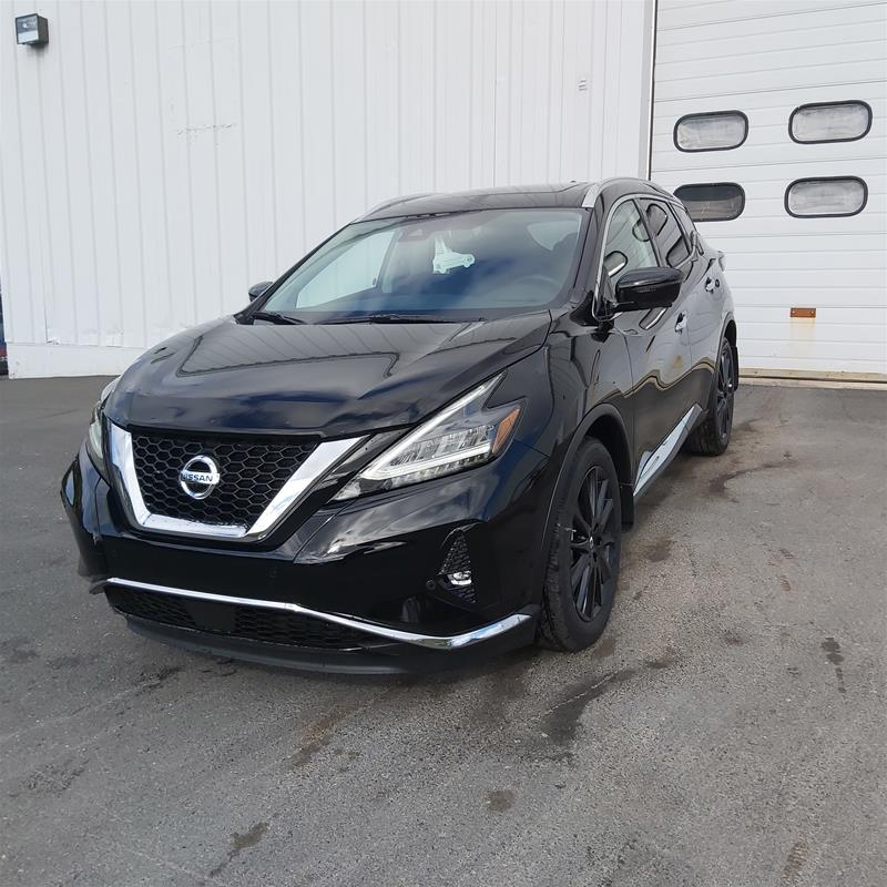 2020 Nissan Murano Limited Edition
