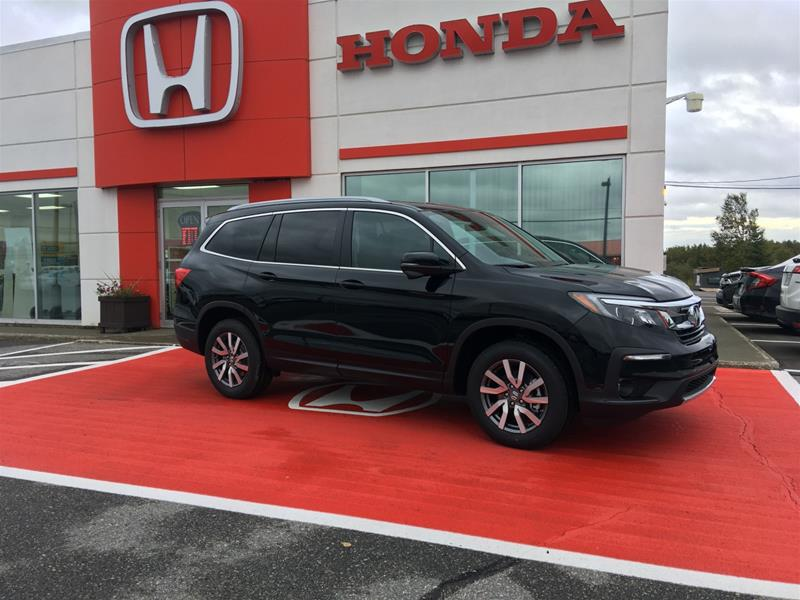 New 2021 Honda Pilot EX-L Navi All Wheel Drive SUV