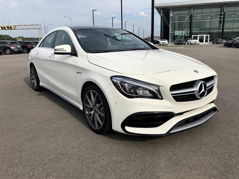Pre-Owned 2018 Mercedes-Benz CLA CLA45 AMG